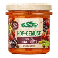 Allos Hofgemüse Bio Olivers Olive Tomate, 135 g