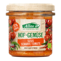Allos Hofgemüse Bio Susis scharfe Tomate, 135 g