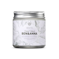 Ben & Anna Zahpasta White 100 ml