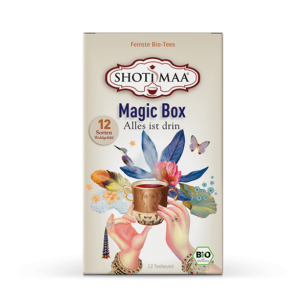 Shoti Maa Magic Box Gewürztee 23,8g
