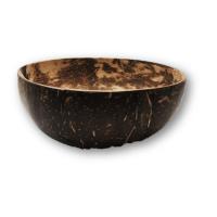 Kokosnuss Schüssel einzeln